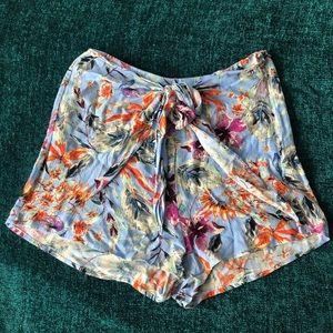 Pants - Tropical shorts